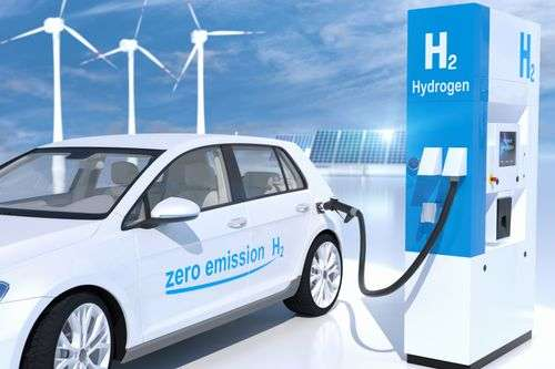 Hinet to opens four hydrogen stations