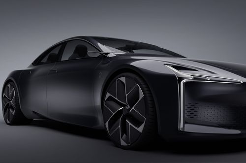 Hopium to make the world first hydrogen sporty car