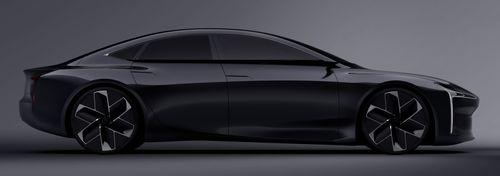 Hopium Machina Hydrogen power luxury car