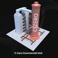 C-Zero raises $11.5M for hydrogen- methane pyrolysis technology