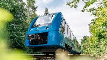 Germany's Zollernalbbahn to trial Alstom hydrogen-powered train from May