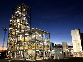 Japan-Australia pilot project starts brown hydrogen production