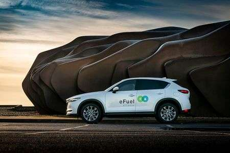 Mazda becomes the first automaker to join the eFuel Alliance