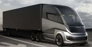 Nikola unveils its fuel-cell vehicle plan launching two FCEV models