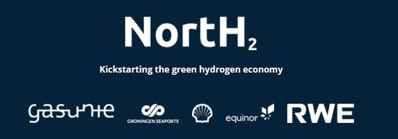 Royal HaskoningDHV to work on the NortH2 project