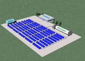 SunHydrogen and Schmid to scale NanoParticle hydrogen panels production