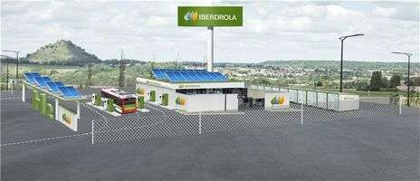 TMB and Iberdrola to build Spain first publicly used hydrogen plant
