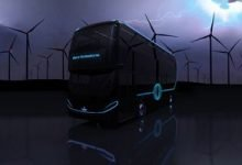 UK's hydrogen-powered bus to hit the road this year with Ballard technology
