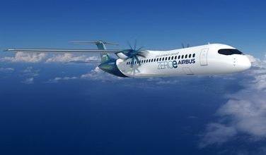 Airbus hydrogen zero-emission technologies