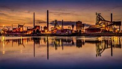 ArcelorMittal German steel plants using hydrogen