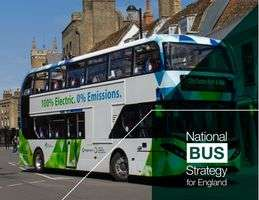 England hydrogen buses policy