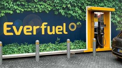 Everfuel hydrogen refuelling stations in Norway