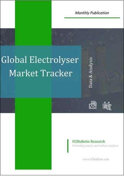 Global Electrolyser Market Tracker