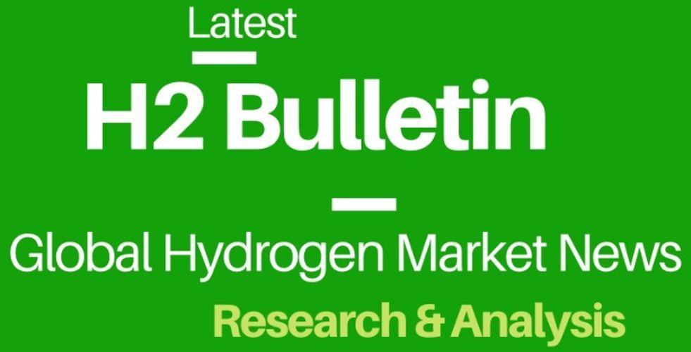 Latest Daily Hydrogen News