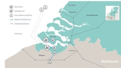 Orsted launches SeaH2Land hydrogen consortium