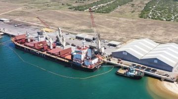 Port of Açu and Fortescue green hydrogen production in Brazil