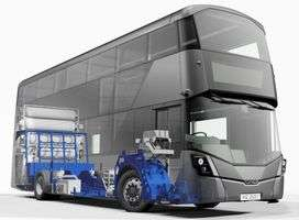 Wrightbus and e-Motif receive UK government funding