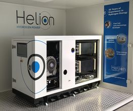 Alstom acquires Helion Hydrogen Power