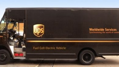 Ballard, Roush and Linamar fuel cell delivery vans