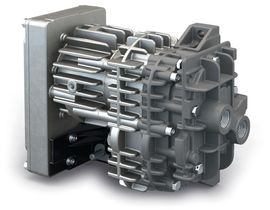 Busch Vacuum TÜV-certified hydrogen blower