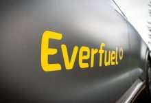 Everfuel supply hydrogen hydrogen-powered ship