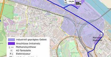Mainzer Stadtwerke and Kraftwerke plans hydrogen infrastructure in Mainz