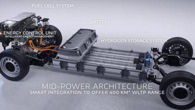 Stellantis unveils hydrogen-powered vans