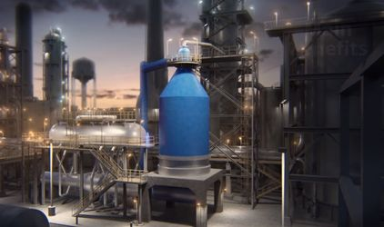 Topsoe's SynCOR™ autothermal reforming technology