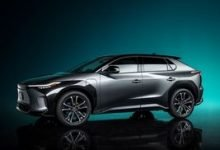 Toyota launches bZ4X Concept SUV