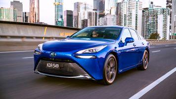 Toyota launches hydrogen-powered Mirai in Australia