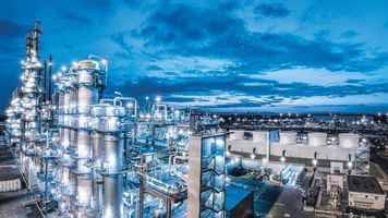 BASF, RWE plan to decarbonise the Ludwigshafen chemical site