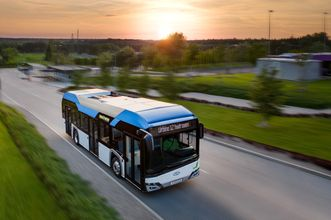 Ballard to supply fuel cell modules to Solaris buses