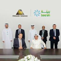 Bee'ah and Chinook Sciences to produce hydrogen from waste in the UAE