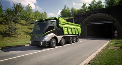 ECT, Gaussin & Bouygues Energies to develop hydrogen trucks solutions