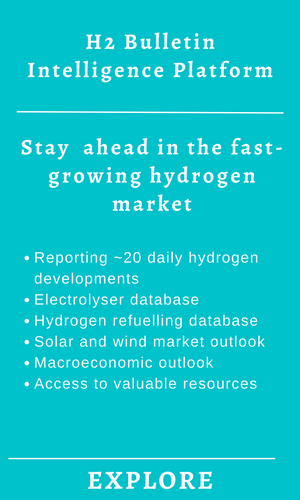 Hydrogen news and analysis
