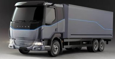 Hyzon eAxle to improve efficiency and reduce weight in hydrogen trucks