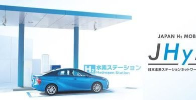 JHyM (Japan H2 Mobility) new hydrogen refuelling stations in Japan