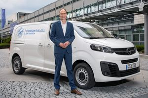 The new Opel Vivaro-e Hydrogen will be launched later this year