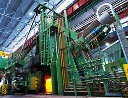 The world first 30% hydrogenmethane blend trailed in Italy