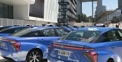 Total acquires stakes in Hysetco to accelerate hydrogen mobility in Paris