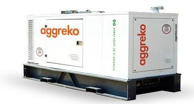 Aggreko tests hydrogen generator and fuel cell technology