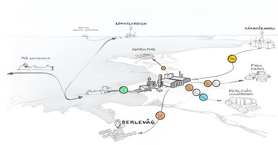 Aker, Varanger and GE, IHI working on ammonia for decarbonisation