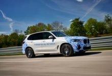 BMW i Hydrogen NEXT starts tests on European roads
