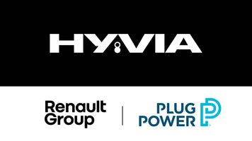 Renault and Plug Power joint venture Hyvia launches today