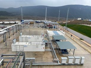 Xebec installs Gas-as-a-Service on-site hydrogen production plant in Turkey
