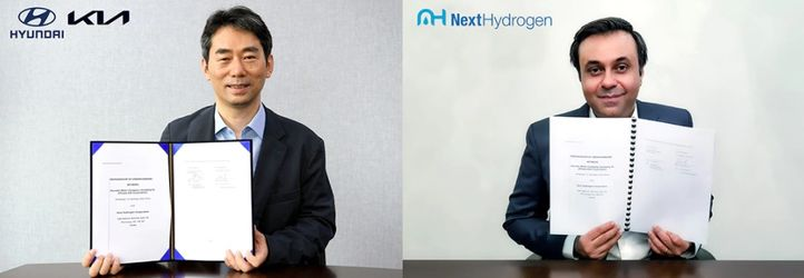 Hyundai, Kia and Next Hydrogen to advance alkaline electrolysis technology