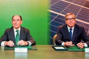 Iberdrola signs the first ICO loan for green hydrogen technology