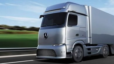 Mercedes-Benz unveils plan for electric and fuel cell trucks for the Wörth site