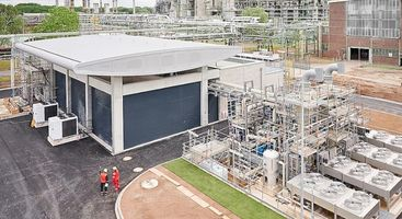 Shell, Uniper to collaborate on developing European hydrogen economy