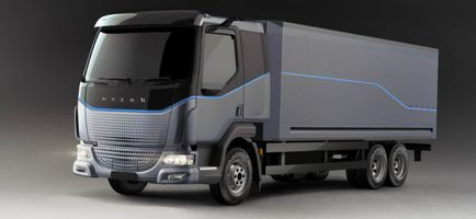 Hyzon to supply the world heaviest hydrogen-powered truck
